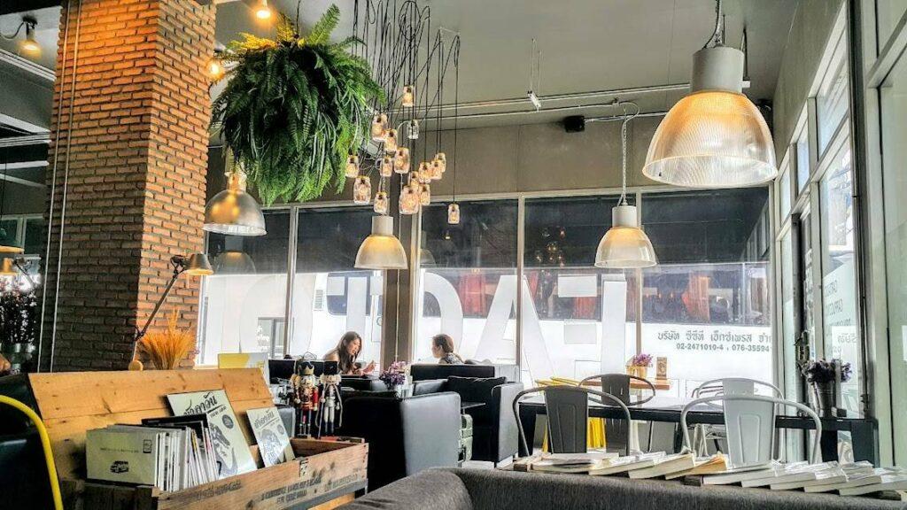 ร้านกาแฟภูเก็ต