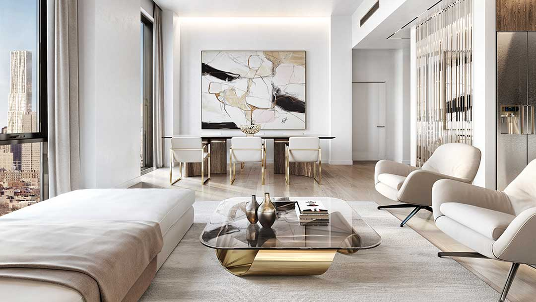 สไตล์ modern luxury